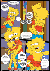 Tags: incest, mom, son, brother, sister, milf, simpsons, parody, mother, seduced