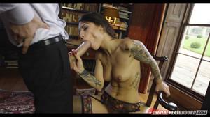 Nikita Bellucci - Sherlock A XXX Parody sc1