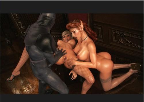 Порно 3д xvideos