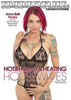 Hot and Horny Cheating Housewives (2016)