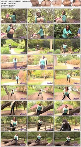 Rachel Aldana – Diary Day Flash In The Park Natural Tits 1 HD 720p