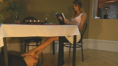 Felicia's Devoted Footstool - (Full HD 1080p Version)
