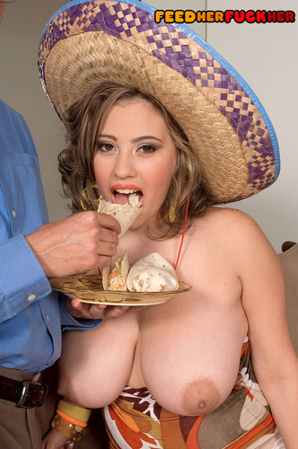 Selena Castro – Busty Latina South of the Border