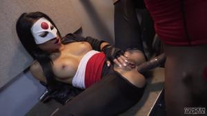 Asa Akira - Suicide Squad XXX Parody sc4, 2016, HD, 720p