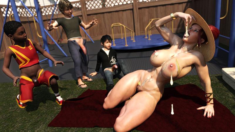 Naked big tits tubes