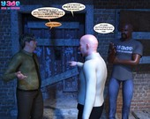 Fantastic 3d comic by Y3DF - Undercover - 84 pages