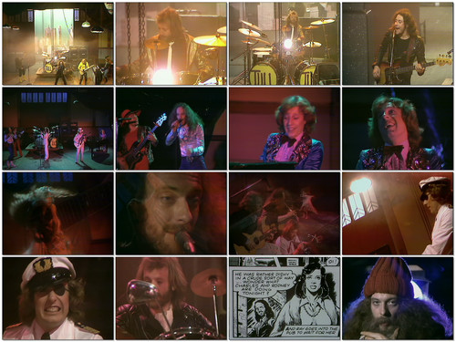 Jethro Tull - Too Old To Rock 'N' Roll: Too Young To Die! (1976/2015) [2xDVD9]