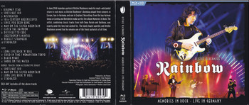 Rainbow - Memories in Rock: Live In Germany (2016) [BDRip 1080p]