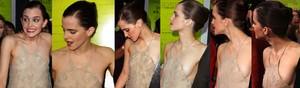 Emma Watson Video Desliz CubrePezones Nip Slip