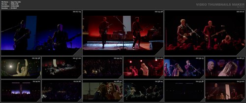 Iggy Pop - Post Pop Depression: Live at the Royal Albert Hall (2016) [BDRip 1080p]