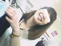 bw012 バモス【美人店員チラ盗撮】美人店員パンチラ粘着撮り Vol.12