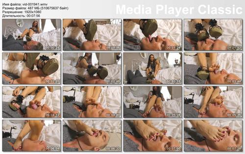 Worship MILF Angelas Feet - FULL HD WMV
