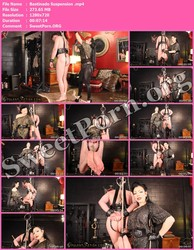OpulentFetish.com Bastinado Suspension  Thumbnail