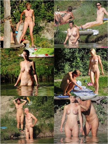 Austrian Girls And Couples Nudism