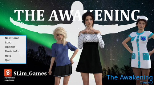 The Awakening [Chapter 1] [SLim Games]