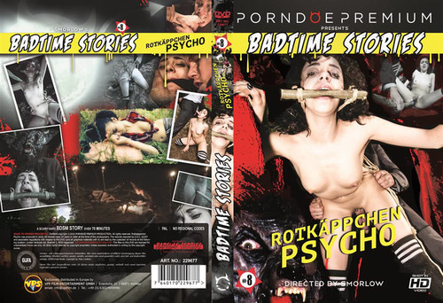 Badtime Stories Vol 8 - Rotkäppchen Psycho (2017) - 720p