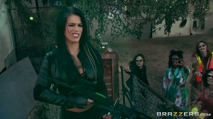 Peta Jensen, Phoenix Marie - World War XXX sc6, HD