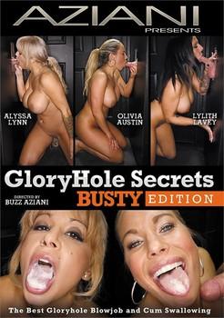 Gloryhole Secrets - Busty Edition (2017)