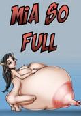 Ubermonkey - Mia So Full - Expansion furry comic