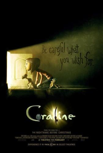 Coraline y La Puerta Secreta (2009)[1080p] [Latino – Ingles][MG]