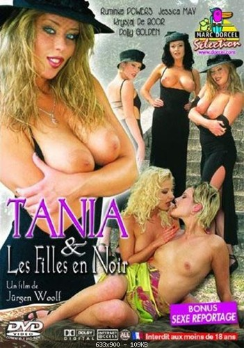 Tania Et Les Filles En Noir