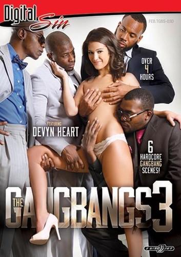Gangbangs 3 (2018/DVDRip)