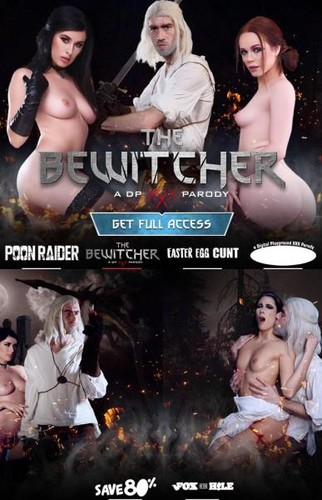The Bewitcher – A DP XXX Parody (2018/WEBRip/HD)