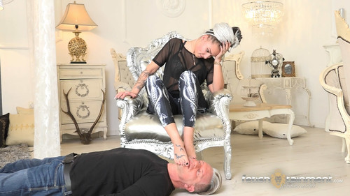 First Time Footworship - FULL HD WMV