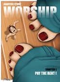 Mousticus - Worship 1-2 - Giantess adult comic