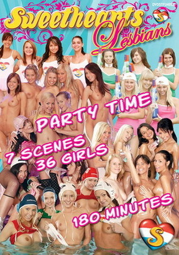 Sweethearts Lesbians Party Time