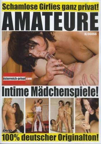 Amateure Intime Madchenspiele