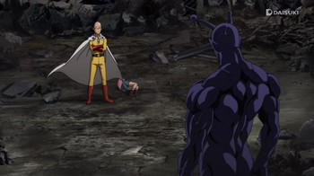 One-Punch Man[Serie Completa (12/12)][1080p] [Latino – Japones][MG]