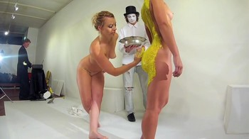 Naked  Performance Art - Full Original Collections - Page 6 Nyd51itocqjj