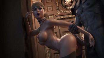 Elven Desires 09 - Undercover Part 2 by HitmanX3Z