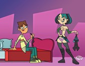 Sexy cartoon comic by IlPanza
