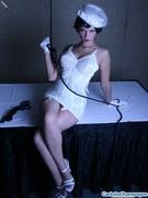 Carlotta Restrained Pinup