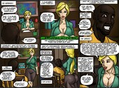 Updated interracial comic Adoption of My Daughter & I into the Tribe - Illustratedinterracial - 38 pages