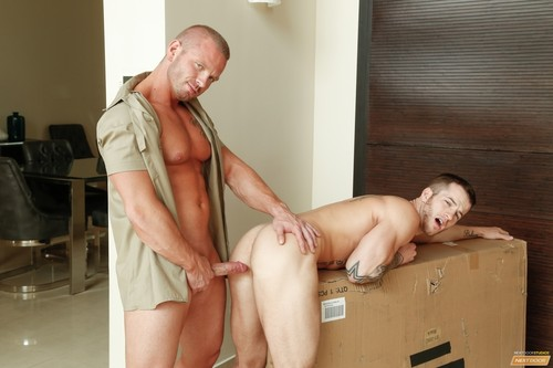 NextDoorBuddies – Familiar Package (James Huntsman & Quentin Gainz)