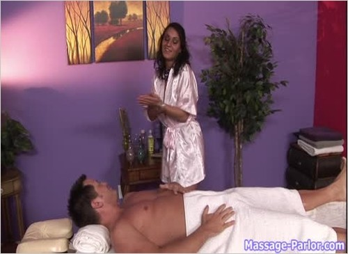 Girl takes massive cocks