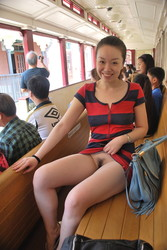 Doesn't asian naked public
