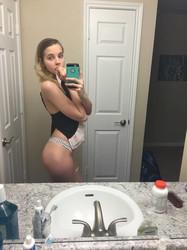 Male stripper strips woman