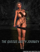[Amazons and Monsters] The Queens Nasty Journey