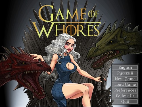 Game of Whores - Version 1.1.3