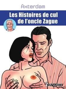 Axterdam Les histoires de Cul de l'oncle Zague [French]