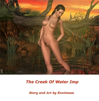 Kunimasa - The Creek Of WaterImp