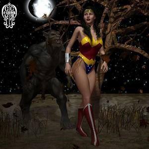 Chupacabra Diana vs The Lycan