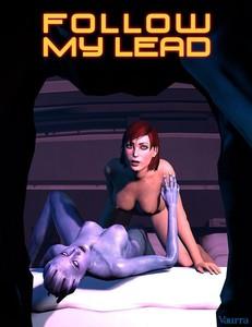 Vaurra Follow My Lead (Mass Effect)